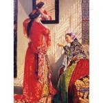 Puzzle  Art-Puzzle-4309 Gossip