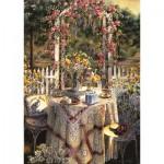 Art-Puzzle-4450 Duftpuzzle - Rosengarten