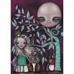 Puzzle  Art-Puzzle-4457 Night Creatures