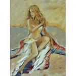 Puzzle  Art-Puzzle-60504 Belly-Dancer