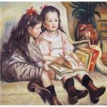 Puzzle  Art-Puzzle-81046 Renoir Auguste: Portrait of Children