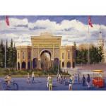 Puzzle  Art-Puzzle-81060 Turkey: Istanbul University