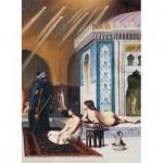 Puzzle  Art-Puzzle-81515 Jean-Léon Gérôme: The Pool Of Harem