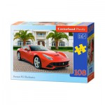 Puzzle  Castorland-010011 Ferrari F12 Berlinetta