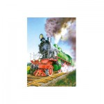 Puzzle  Castorland-02405-BM3 Zug
