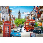 Puzzle  Castorland-151271 London