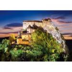 Puzzle  Castorland-51489 Arwaburg, Slowakei