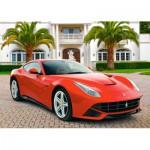 Puzzle  Castorland-52080 Ferrari F12 Berlinetta