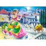 Puzzle  Castorland-B-007028 Aschenputtel