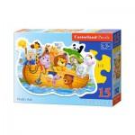 Puzzle  Castorland-B-015054 Noahs Arche