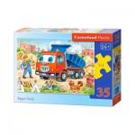 Puzzle  Castorland-B-035144 Kipper