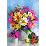 Puzzle   Flower Bouquet