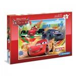 Puzzle  Clementoni-07426 XXL Teile - Cars