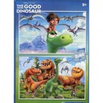 2 Puzzles - The Good Dinosaur