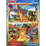 2 Puzzles - The Lion Guard