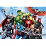 Puzzle  Clementoni-26750 XXL Teile - Marvel Avengers