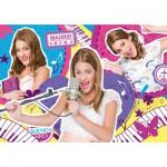 Puzzle  Clementoni-27878 Violetta
