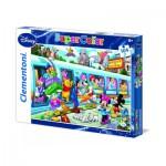 Puzzle  Clementoni-27884 Disney Zug