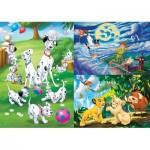 3 Puzzles - Disney