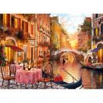 Puzzle  Clementoni-31668 Dominic Davison: Venedig