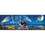 Puzzle  Clementoni-39287 Mickey und Mimie