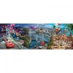 Puzzle  Clementoni-39348 Disney: Cars