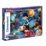 Puzzle   Miles From Tomorrow - 3D Vision
