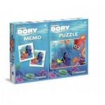 Puzzle Nemo + Memo