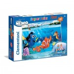 Riesen-Bodenpuzzle - Finding Dory