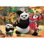 Puzzle   XXL Teile - Kung Fu Panda 3