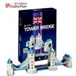 Cubic-Fun-C702H Puzzle 3D - London: Tower Bridge