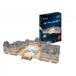 Cubic-Fun-L517h 3D Puzzle mit LED - Le Louvre - Schwierigkeit: 6/8