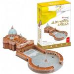 Cubic-Fun-MC092H Puzzle 3D - Petersdom, Rom, Vatikan