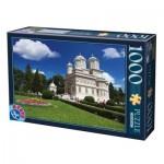 Puzzle  Dtoys-63038-MN14 Curtea de Arges Monastery - Rumänien