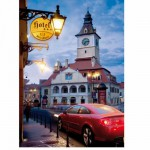 Puzzle  DToys-63052-RM06 Rumänien - Brasov ehemals Kronstadt