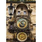 Puzzle  DToys-64288-FP07 Tschechien - Prag
