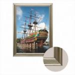 Dtoys-68217-AP-01 Leinwand mit Rahmen - Amsterdam: Schifffahrtmuseum