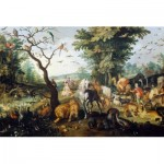 Puzzle  Dtoys-73785-BR01 Brueghel Pieter - Noah's Ark