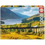 Puzzle  Educa-16749 Glenfinnan Viaduct, Scotland