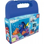 Educa-16812 4 Puzzles - Finding Dory