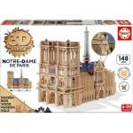 Educa-16974 3D Holzpuzzle - Notre-Dame de Paris