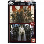 Educa-17012 2 Puzzles - Star Wars