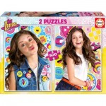 Educa-17019 2 Puzzles - Soy Luna