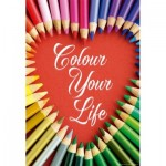 Puzzle  Educa-17081 Colour your Life