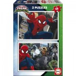 Educa-17170 2 Puzzles - Spider-Man