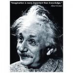 Puzzle  Eurographics-6000-1325 Einstein - Einbildung