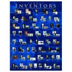 Puzzle  Eurographics-6000-1999 Berühmte Erfinder