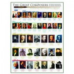Puzzle  Eurographics-6000-2007 Die Große Komponisten
