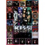 Puzzle  Eurographics-6000-5305 KISS, The Album