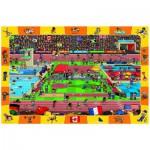 Puzzle  Eurographics-6100-0497 Suche und Finde: Olympische Spiele